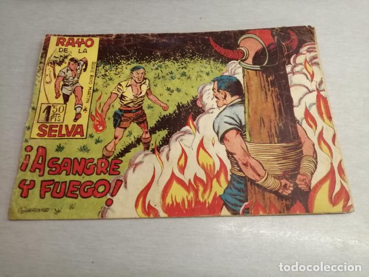 RAYO DE LA SELVA Nº 7 / MAGA ORIGINAL (Tebeos y Comics - Maga - Rayo de la Selva)