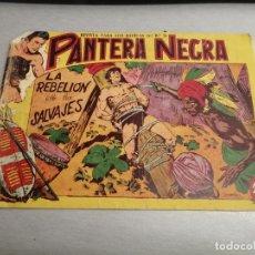 Tebeos: PANTERA NEGRA Nº 14 / MAGA ORIGINAL. Lote 209652571