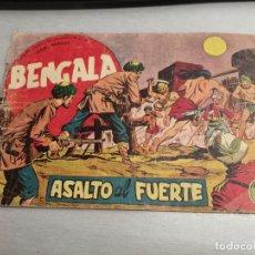 Tebeos: BENGALA Nº 6 / MAGA ORIGINAL. Lote 209652627
