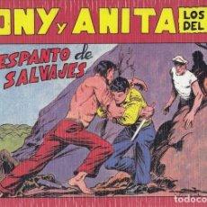 Tebeos: TONY Y ANITA - TOMO 5 (V) - NUMEROS 103 AL 128 - REEDICION MAGA. Lote 209664795