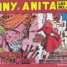 Livros de Banda Desenhada: TONY Y ANITA - TOMO 4 (IV) - NUMEROS 79 AL 102 - REEDICION MAGA. Lote 209664961