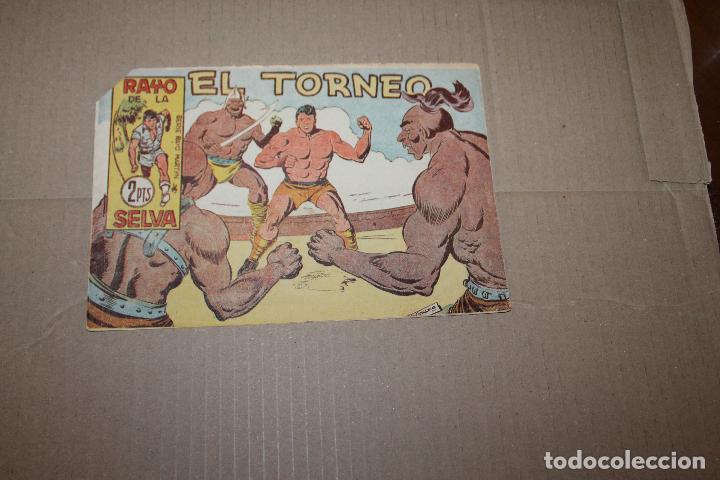 RAYO DE LA SELVA Nº 73, EDITORIAL MAGA (Tebeos y Comics - Maga - Rayo de la Selva)
