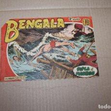 Tebeos: BENGALA 2ª PARTE Nº 4, EDITORIAL MAGA. Lote 209794543