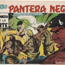 Tebeos: PEQUEÑO PANTERA NEGRA Nº 323 ORIGINAL EN MUY BUEN ESTADO.-LEER. Lote 210008955