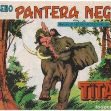 Tebeos: PEQUEÑO PANTERA NEGRA Nº 325 ORIGINAL EN MUY BUEN ESTADO.-LEER. Lote 210009343