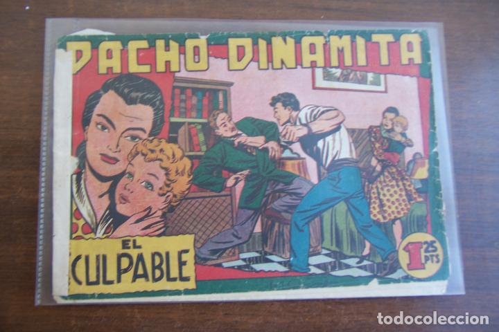 MAGA,- PACHO DINAMITA Nº 5 (Tebeos y Comics - Maga - Pacho Dinamita)