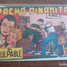 Livros de Banda Desenhada: MAGA,- PACHO DINAMITA Nº 5. Lote 210247931