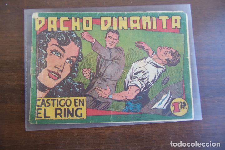 MAGA,- PACHO DINAMITA Nº 61 (Tebeos y Comics - Maga - Pacho Dinamita)