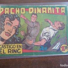 Livros de Banda Desenhada: MAGA,- PACHO DINAMITA Nº 61. Lote 210248031