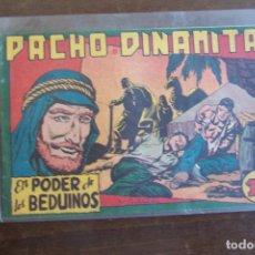 Tebeos: MAGA,- PACHO DINAMITA Nº 75 DE TOMO. Lote 210248243