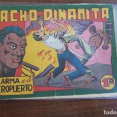 Tebeos: MAGA,- PACHO DINAMITA Nº 79 A PLANCHAR. Lote 210248458