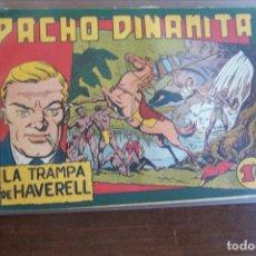 Livros de Banda Desenhada: MAGA,- PACHO DINAMITA Nº 80. Lote 210248510