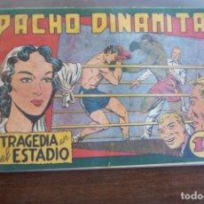 Livros de Banda Desenhada: MAGA,- PACHO DINAMITA Nº 81 SUCIA LA CONTR.. Lote 210248607