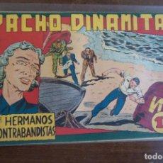 Livros de Banda Desenhada: MAGA,- PACHO DINAMITA Nº 92. Lote 210248775
