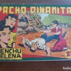 Livros de Banda Desenhada: MAGA,- PACHO DINAMITA Nº 101. Lote 210248966