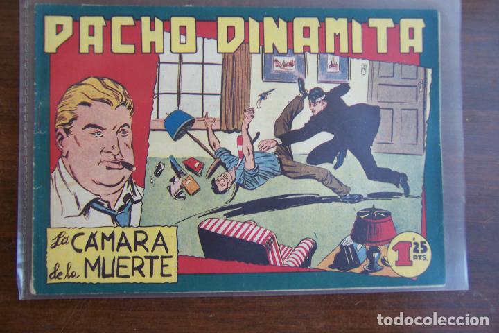 MAGA,- PACHO DINAMITA Nº 112 (Tebeos y Comics - Maga - Pacho Dinamita)
