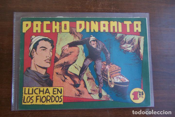MAGA,- PACHO DINAMITA Nº 118 (Tebeos y Comics - Maga - Pacho Dinamita)
