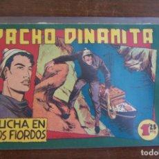 Livros de Banda Desenhada: MAGA,- PACHO DINAMITA Nº 118. Lote 210249233