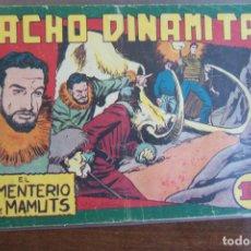 Livros de Banda Desenhada: MAGA,- PACHO DINAMITA Nº 119 DAÑADO. Lote 210249300