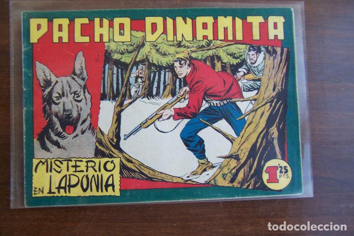 MAGA,- PACHO DINAMITA Nº 120 (Tebeos y Comics - Maga - Pacho Dinamita)