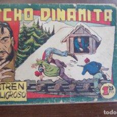 Livros de Banda Desenhada: MAGA,- PACHO DINAMITA Nº 121 VIEJO. Lote 210249456