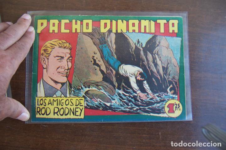 MAGA,- PACHO DINAMITA Nº 125 (Tebeos y Comics - Maga - Pacho Dinamita)