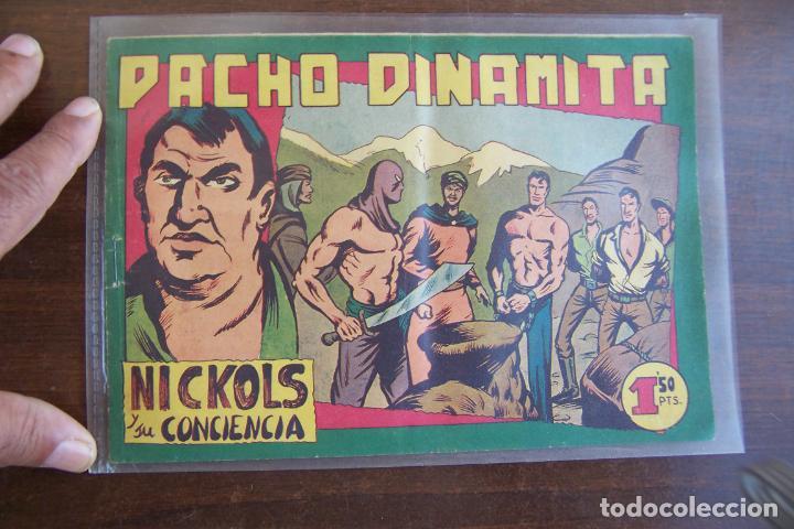 MAGA,- PACHO DINAMITA Nº 137 (Tebeos y Comics - Maga - Pacho Dinamita)