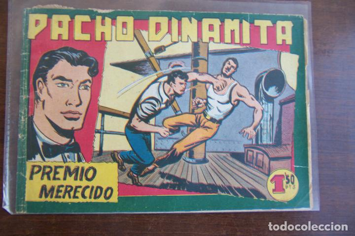 MAGA,- PACHO DINAMITA Nº 138 ULTIMO (Tebeos y Comics - Maga - Pacho Dinamita)