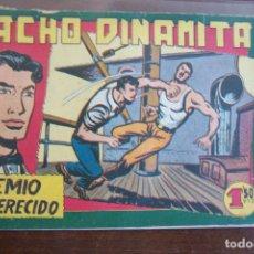 Tebeos: MAGA,- PACHO DINAMITA Nº 138 ULTIMO. Lote 210249755