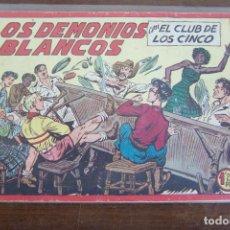 Tebeos: MAGA EL CLUB DE LOS CINCO Nº 3. Lote 210250147