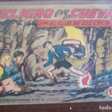 Tebeos: MAGA EL CLUB DE LOS CINCO Nº 35. Lote 210251746