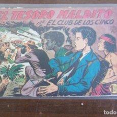 Tebeos: MAGA EL CLUB DE LOS CINCO Nº 31. Lote 210251776
