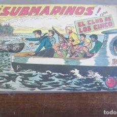 Tebeos: MAGA EL CLUB DE LOS CINCO Nº 18. Lote 210251845