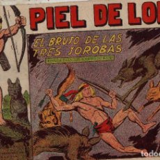 Tebeos: PIEL DE LOBO Nº 72, ORIGINAL. Lote 210342130