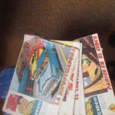 Livros de Banda Desenhada: TONY Y ANITA -LOTE DE 21. Lote 210537421