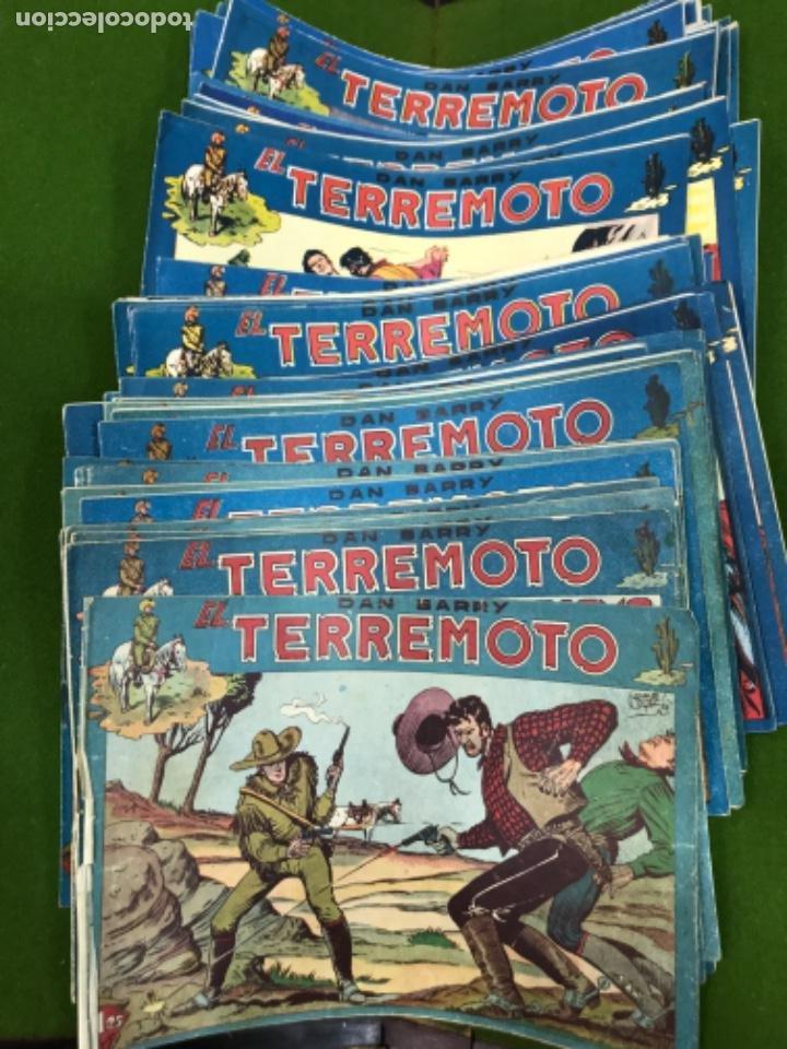 TBO CLÁSICO ESPAÑOL DAN BARRY DEL 1 AL 76 COMPLETO ORIGINALES (Tebeos y Comics - Maga - Dan Barry)