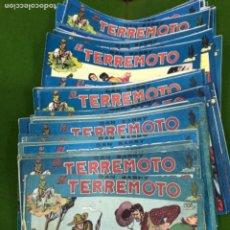 Livros de Banda Desenhada: TBO CLÁSICO ESPAÑOL DAN BARRY DEL 1 AL 76 COMPLETO ORIGINALES. Lote 211823130