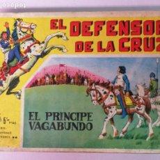 BDs: EL DEFENSOR DE LA CRUZ EDT MAGA COMPLETA. Lote 211945153