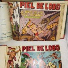 Tebeos: PIEL DE LOBO, ORIGINAL COMPLETA. Lote 211963990