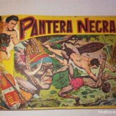 Tebeos: PANTERA NEGRA, ORIGINAL COMPLETA. Lote 211964557