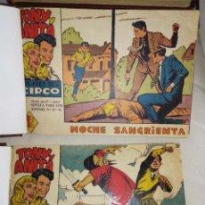 Tebeos: TONY Y ANITA 2ª, ORIGINAL Y COMPLETA. Lote 211967478