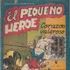 Giornalini: EL PEQUEÑO HEROE Nº 24: CORAZON VALEROSO. SIN ABRIR. Lote 212062782