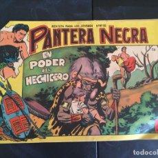 Tebeos: COMIC PANTERA NEGRA Nº 53 DE EDITORIAL MAGA. Lote 212182290