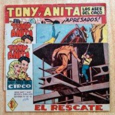 Tebeos: LOTE TONY Y ANITA Nº 8, 12 Y 111 ED. MAGA. Lote 212168056