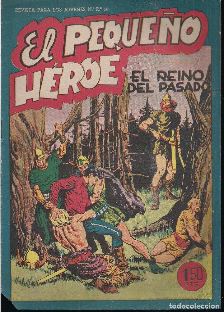 EL PEQUEÑO HEROE Nº 34: EL REINO DEL PASADO (Tebeos y Comics - Maga - Pequeño Héroe)