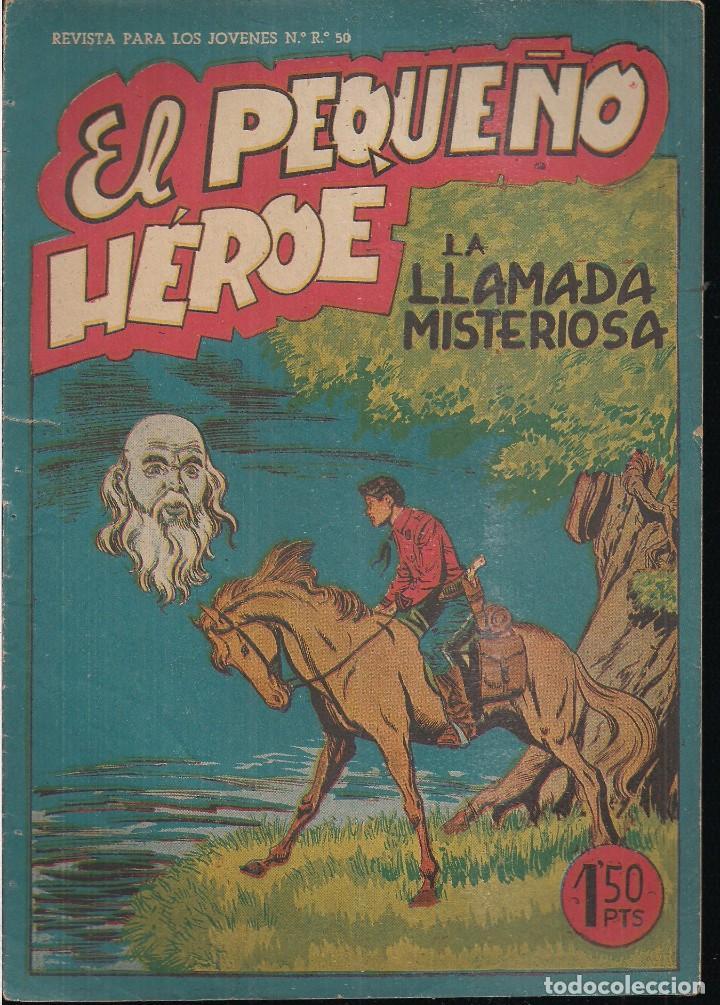 EL PEQUEÑO HEROE Nº 38: LLAMADA MISTERIOSA (Tebeos y Comics - Maga - Pequeño Héroe)