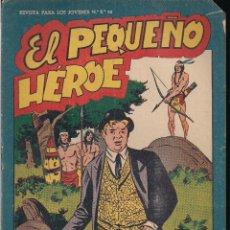 Tebeos: EL PEQUEÑO HEROE Nº 61: LA INTERVENCION DE SALASSO. Lote 212255505