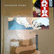 Tebeos: KATSUHIRO OTOMO AKIRA GLENAT N 100 TAPA DURA. Lote 212271551