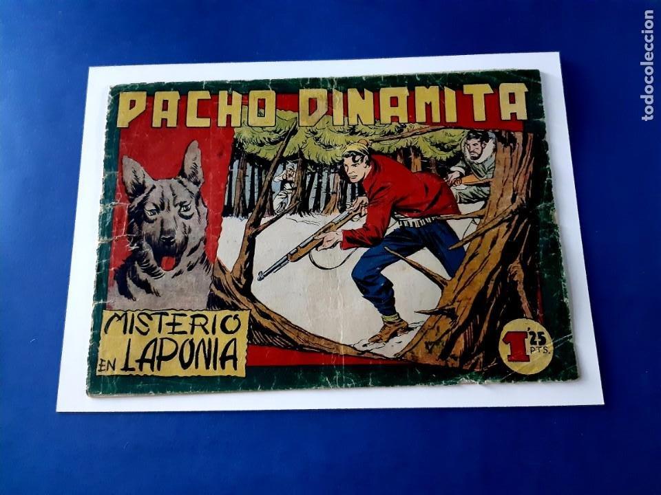 PACHO DINAMITA-Nº 20-ORIGINAL -MAGA (Tebeos y Comics - Maga - Pacho Dinamita)
