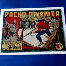 Tebeos: PACHO DINAMITA-Nº 20-ORIGINAL -MAGA. Lote 212333322